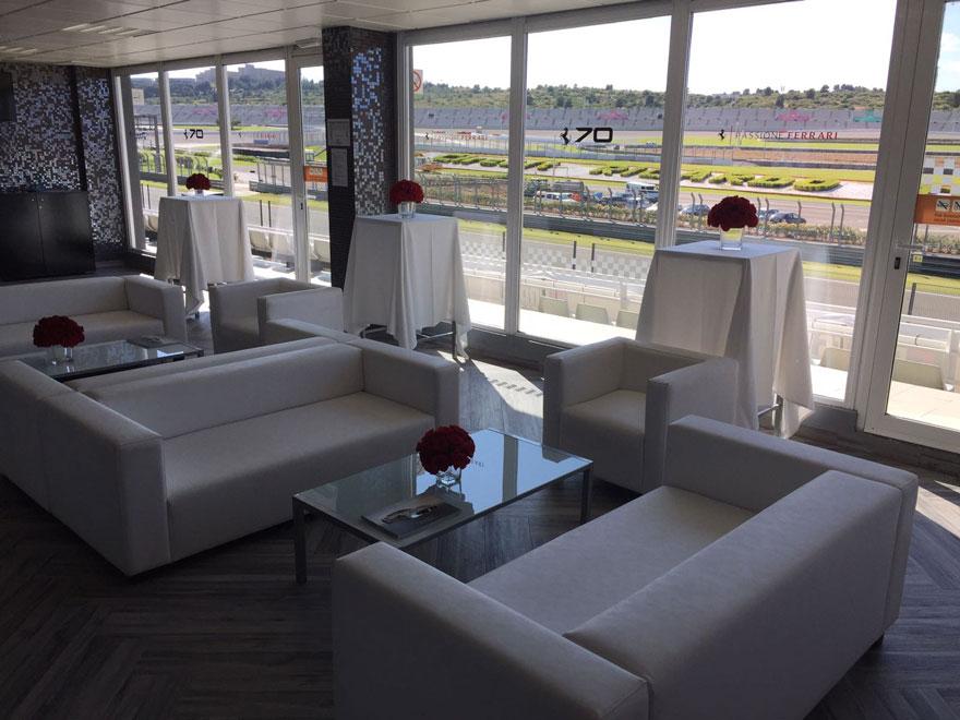 El Ceibo, sofás y mesas para interior