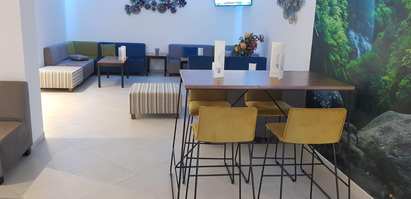 Macaronesia, mesas y sillas