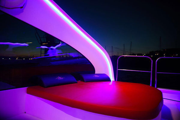 Cama VIP de noche